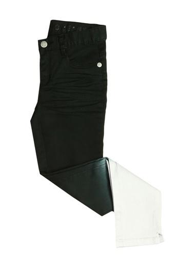 Molo Molo Siyah Kız Çocuk Pantolon Siyah